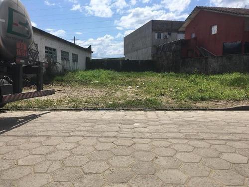 bom terreno para construtor, no balneário gaivota - ref 4730