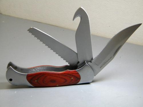 bom01694 boker magnum classic hunter 3 hojas s/fda