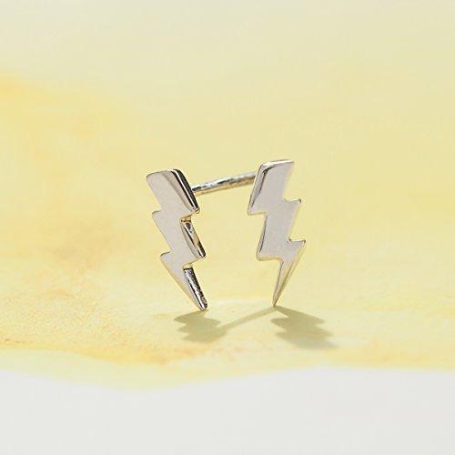 942f10810 Boma Jewelry Sterling Silver Lightning Bolt Stud Earrings - $ 812.70 ...