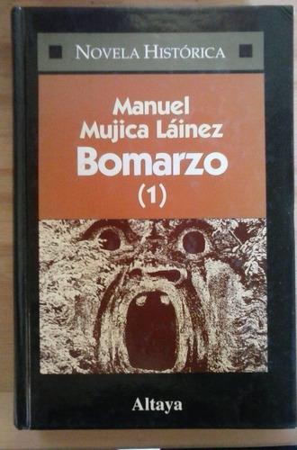 bomarzo i y ii manuel mujica láinez altaya