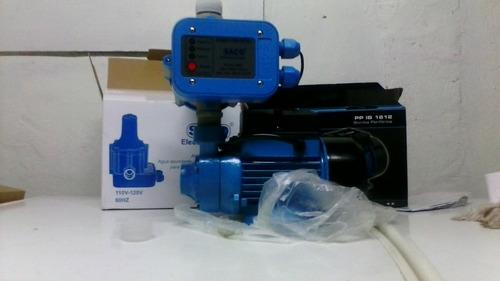bomba 1/2 hp con sistema press control