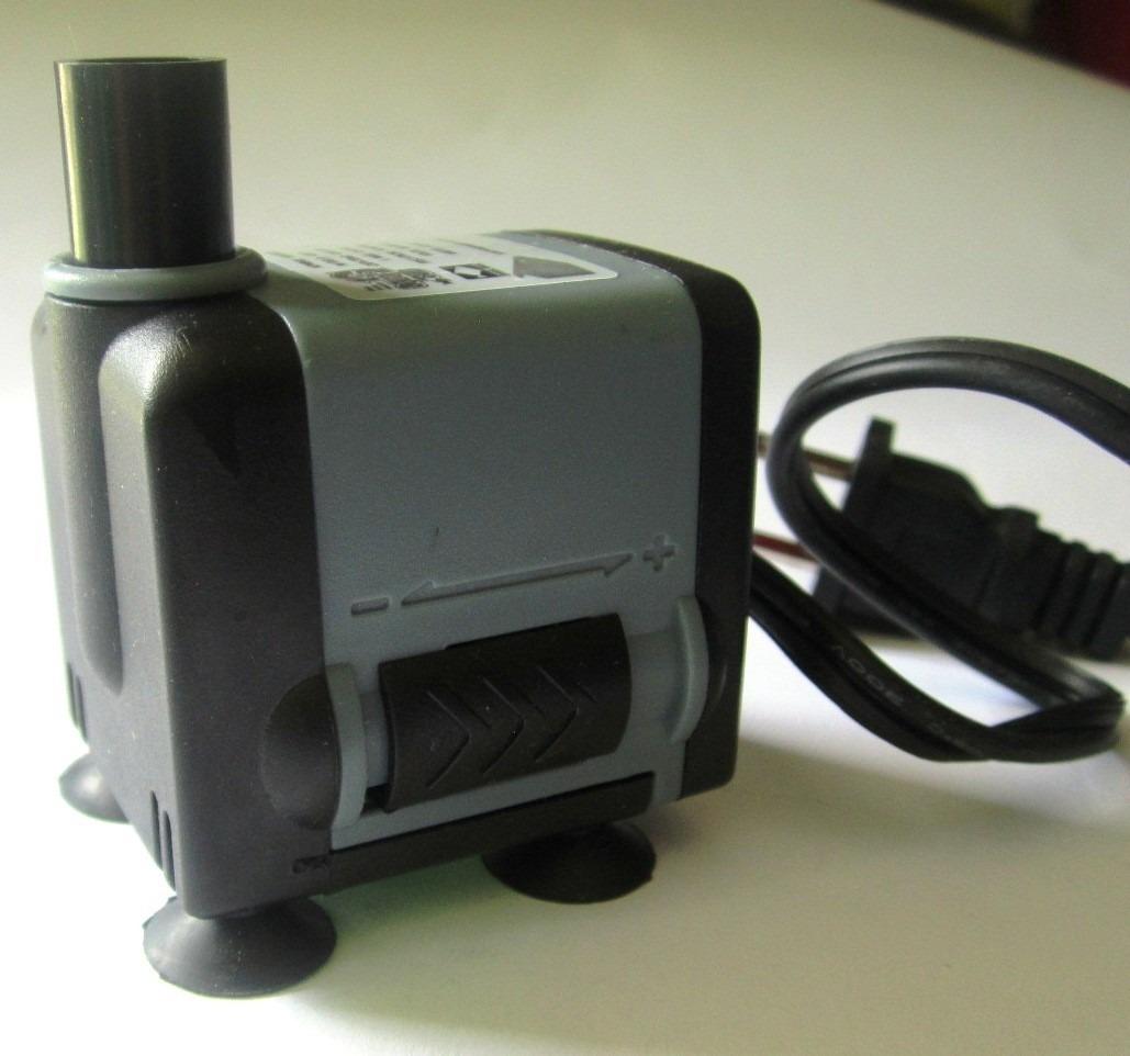 Bomba 4207 de agua sumergible mini para fuente aquasub - Bomba de agua fuente ...