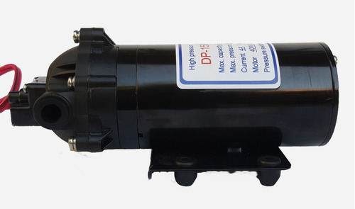 bomba agua 24 v. - 4amp.- 150psi - 1.4gpm - osmosis inversa