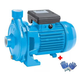 Bomba Agua Centrifuga Gamma G2799ar Emg98 Ex Cp 100 Cp100 1hp Eleva 25mts   Succiona 8mts   Garantia 2 Años