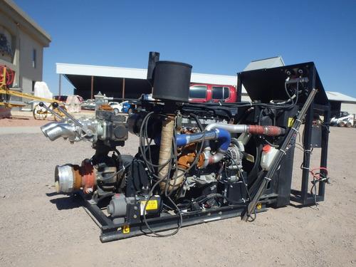 bomba agua charquera motobomba diesel hale 6 pulgadas 9704