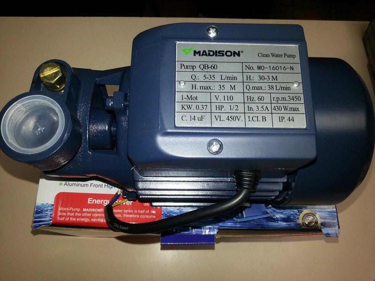 Bomba agua de 1 2 hp periferica americana precio de oferta - Precio de bomba de agua ...