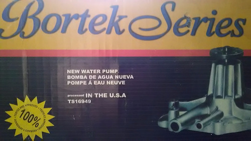 bomba agua ford 302 351 68/86