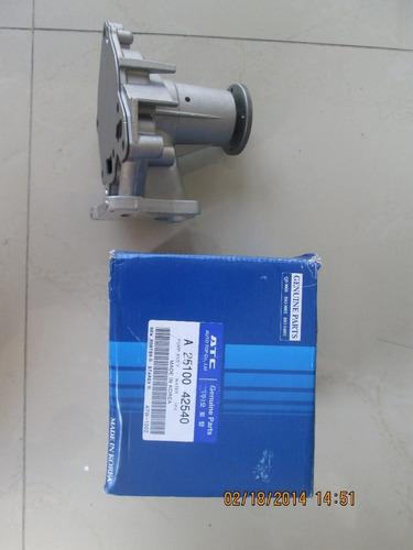 bomba agua h100 diesel 2.5l
