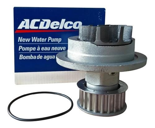 bomba agua optra desing original acdelco