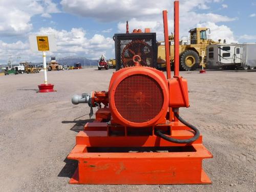 bomba agua pozo 4 godwin  electrica motor 60 hp 12964