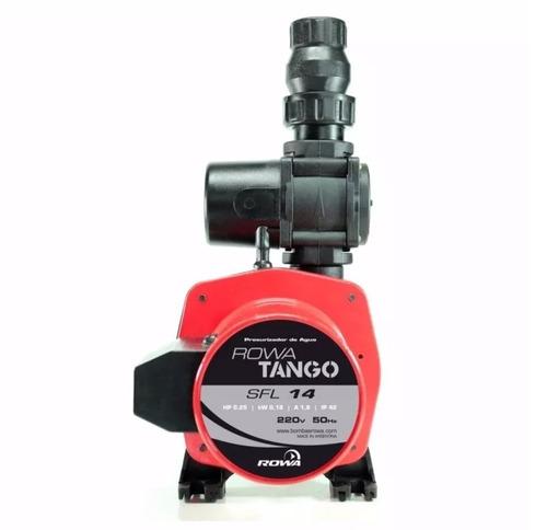 bomba agua presurizadora rowa tango sfl 14 cuotas