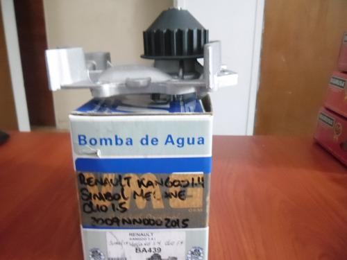 bomba agua renault clio/megane//kangoo/scenic/1.4 ba439