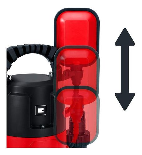 bomba agua sucia sumergible einhell gc-dp7835 780w