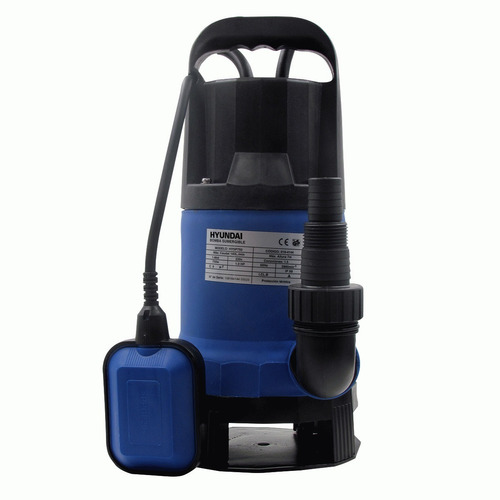 bomba agua sumergible hyundai hysp750 1 hp desagote cloacal