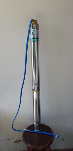 bomba agua sumergible pozo shimge 1 hp 3plg  3sgm3/14 190*