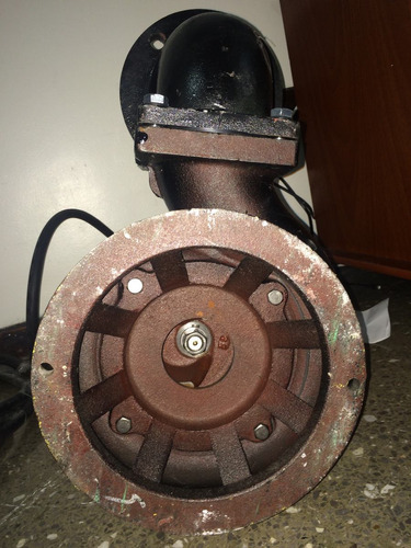 bomba aguas negras shimge 10 hp, 220 voltios, trifasica .
