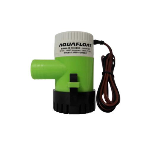 bomba aquafloat 1100 gph 12v 1-1/8 (no envios)