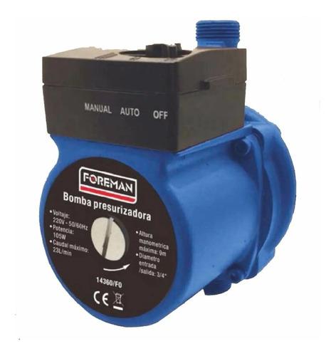 bomba aumento presion agua presurizadora 120w- tyt