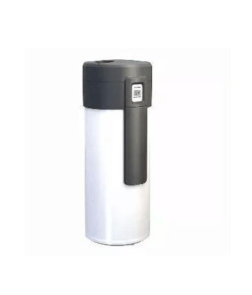 bomba calor sanitaria, calefacción de agua, acumulador 270lt