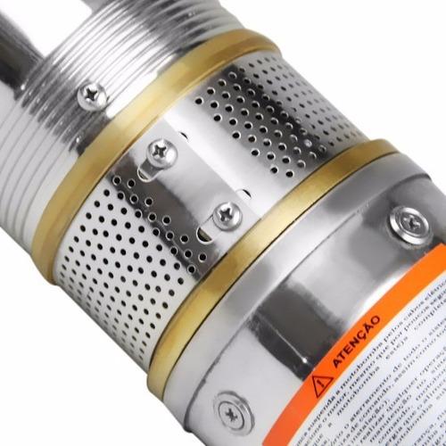 bomba caneta submersa 1cv 3 pol.  110v ferrari-3spfm2/12