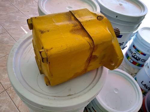 bomba caterpilla hidraulica