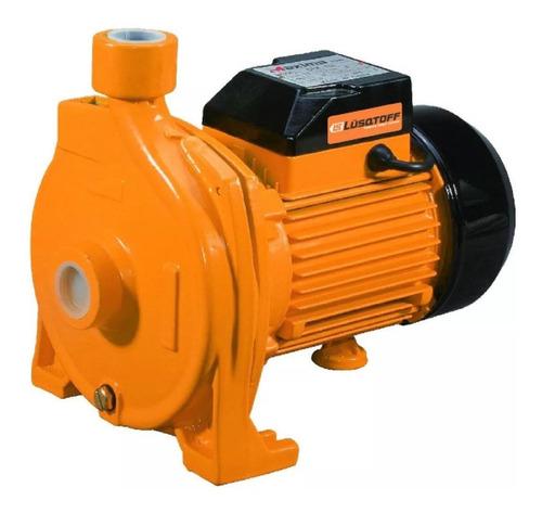 bomba centrífuga 1 hp elevadora agua lusqtoff cpm158