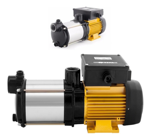 bomba centrifuga 1.5 hp 220v espa multietapas horizontal