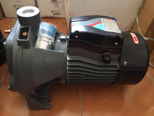 bomba centrifuga 5,5 hp multietapas pearl, 220/440 v, u.s.a.