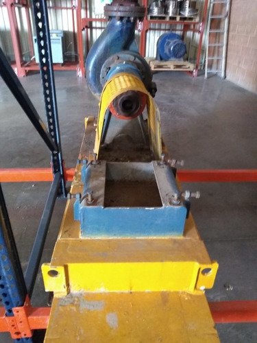bomba centrifuga 8x6, 40 hp