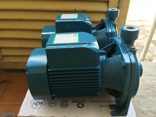 bomba centrifuga city pedrollo 2 hp, 220 v. monof. ofertazo
