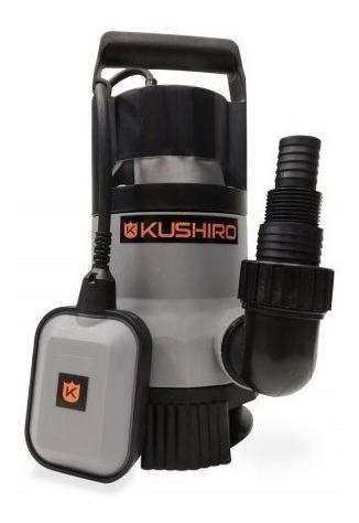 bomba centrifuga desagote agua sucia 1/2 hp kushiro gs400