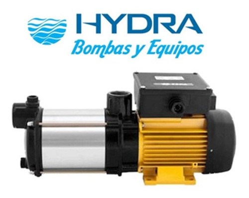 Bomba Centrifuga Multietapas Espa Serie Prisma15 1 2 Hp