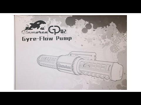 bomba circulação glamorca gyre gp2 3600l/h frete grátis