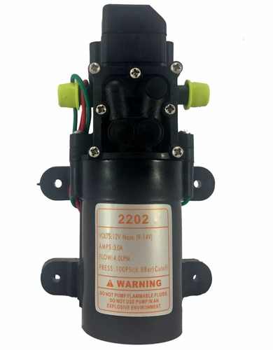 bomba circuladora 4/litros água p/célula e kit de hidrogênio