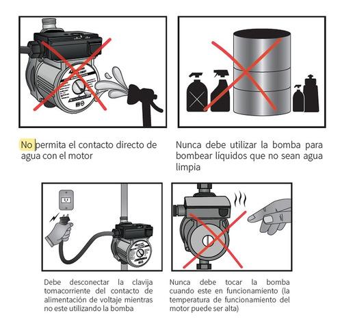 bomba circuladora de agua caliente  loop3v 32-9/1115