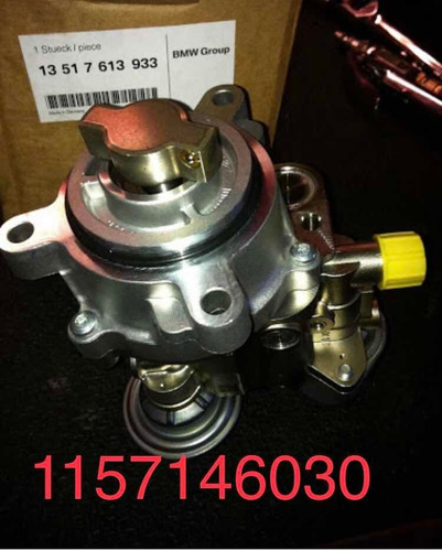 bomba combustible alta presión bmw 335 135 n54/55 reparacion
