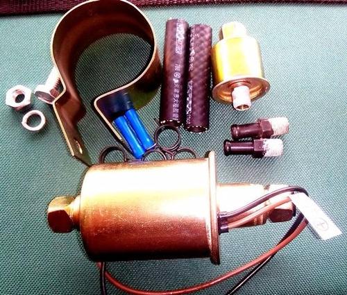 bomba combustible eléctrica universal externa 12v e 8012 s
