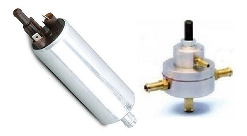 bomba combustivel externa gsi + dosador hp