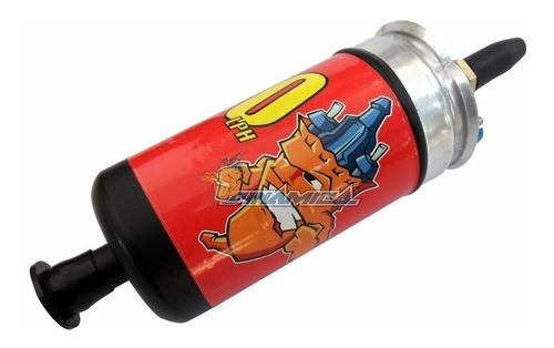 bomba combustível mercedes12 bar nova,300lph niple 12mm 8mm