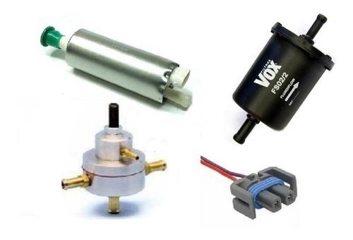 bomba combustivel monza + dosador hp + filtro + chicote