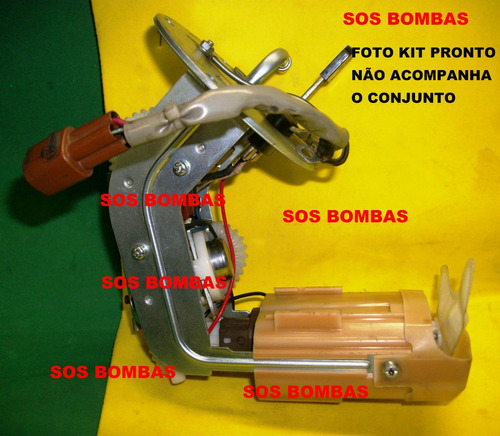 bomba combustivel  suzuki gsx 650 f  kit montado ano 2013