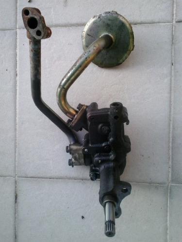 bomba d aceite encava tipo turbo