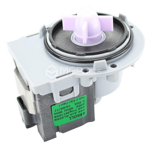 bomba d água eletrobomba drenagem brastemp consul eletro