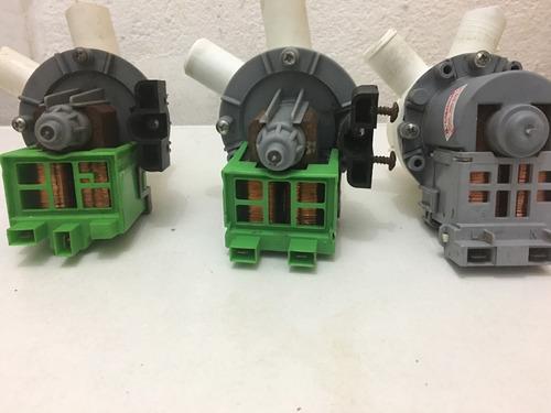 bomba d água eletrobomba drenagem lavadora continental 110/220 (envio imediato)