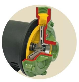 bomba d'água centrífuga schneider 1 cv mono para irrigação