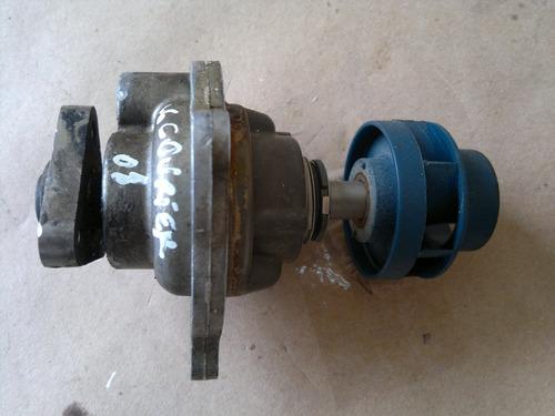bomba d'água courier fiesta ecosport focus 1.6 8v zetec 08