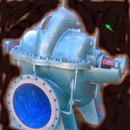 bomba dagua  ksb 125/400