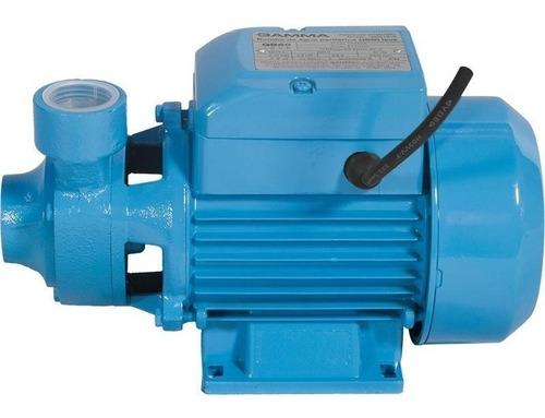 bomba d`água periférica 0,5 cv qb60 g2761  gamma caixa água