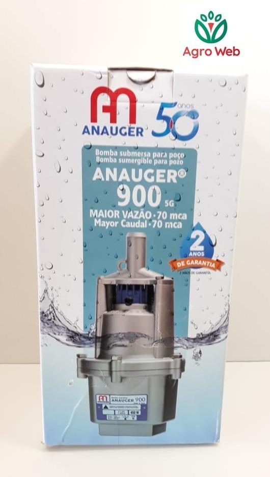 bomba d água submersa para poço anauger 900 110v ou 220v. Carregando zoom. 4e8d7f42461