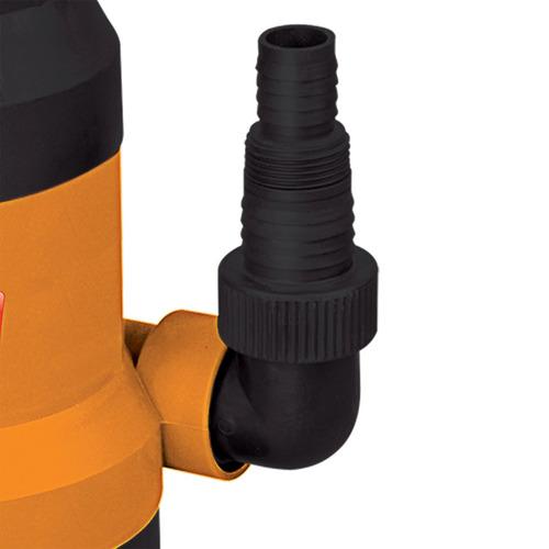 bomba d'água submersível 3/4 hp bs750 220v - intech machine